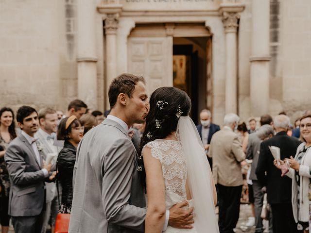 Le mariage de Edouard et Hannah à Saint-Saturnin-lès-Apt, Vaucluse 20