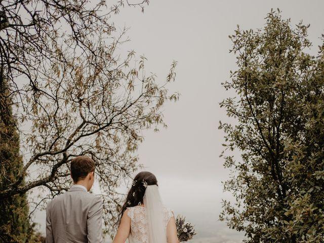 Le mariage de Edouard et Hannah à Saint-Saturnin-lès-Apt, Vaucluse 22