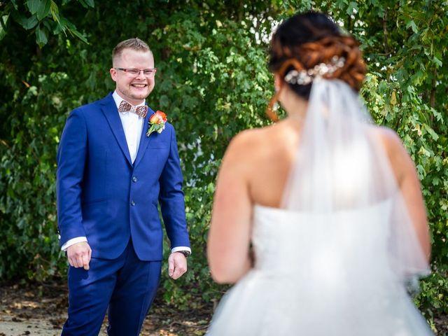 Le mariage de Andrew et Anaïs à Lutterbach, Haut Rhin 10