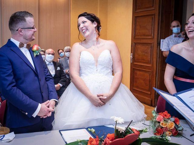 Le mariage de Andrew et Anaïs à Lutterbach, Haut Rhin 13