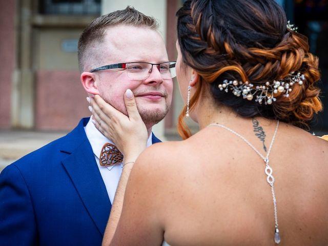 Le mariage de Andrew et Anaïs à Lutterbach, Haut Rhin 14