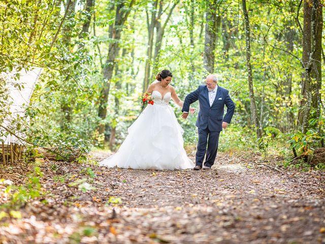 Le mariage de Andrew et Anaïs à Lutterbach, Haut Rhin 17