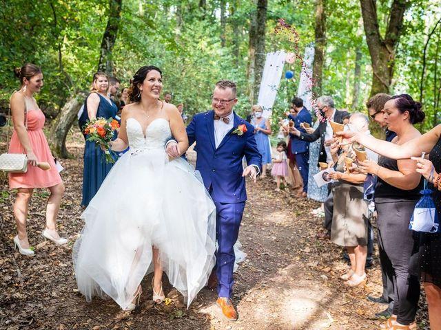 Le mariage de Andrew et Anaïs à Lutterbach, Haut Rhin 26