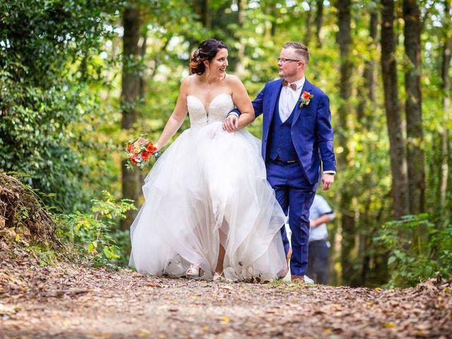 Le mariage de Andrew et Anaïs à Lutterbach, Haut Rhin 27