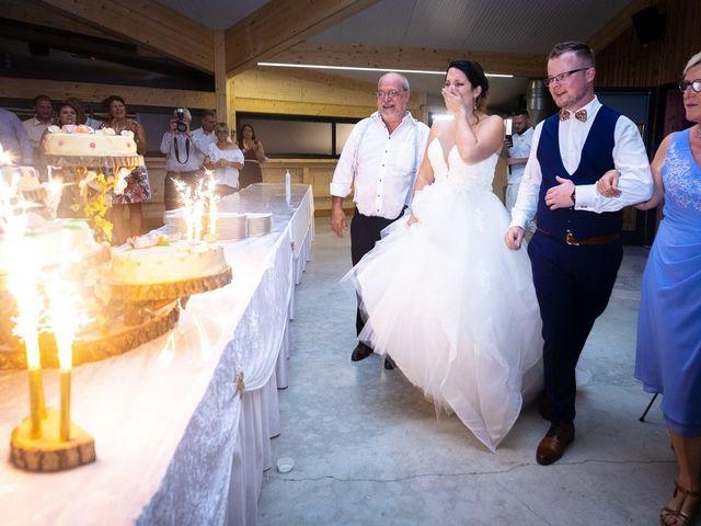 Le mariage de Andrew et Anaïs à Lutterbach, Haut Rhin 39