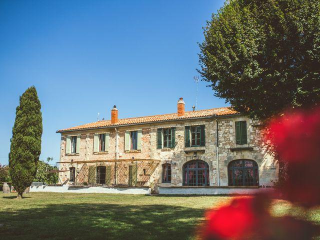 Le mariage de Pierre et Eva à La Roche-Chalais, Dordogne 14