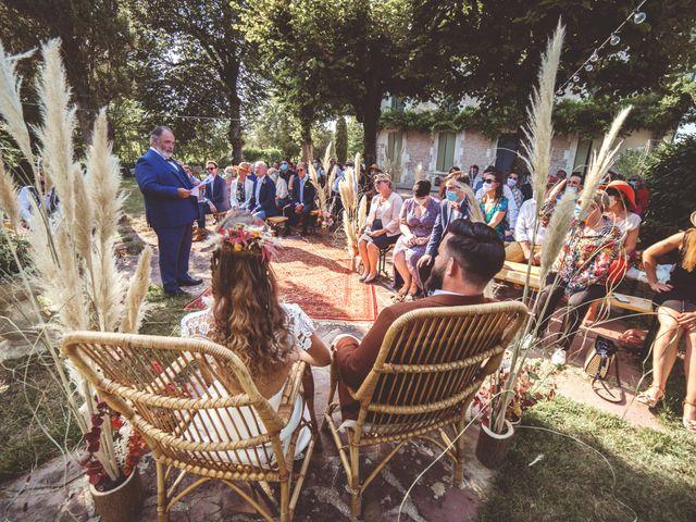Le mariage de Pierre et Eva à La Roche-Chalais, Dordogne 41