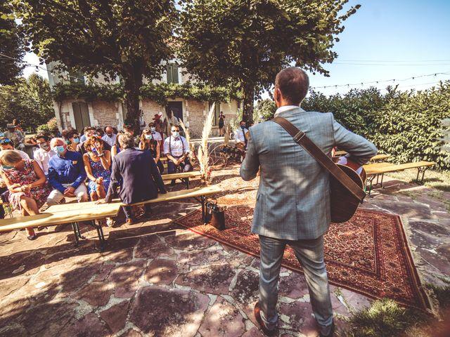 Le mariage de Pierre et Eva à La Roche-Chalais, Dordogne 44