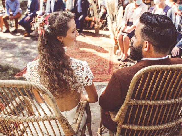 Le mariage de Pierre et Eva à La Roche-Chalais, Dordogne 50