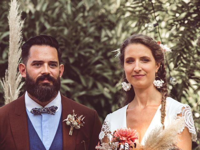 Le mariage de Pierre et Eva à La Roche-Chalais, Dordogne 51