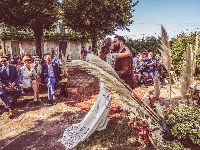 Le mariage de Pierre et Eva à La Roche-Chalais, Dordogne 54
