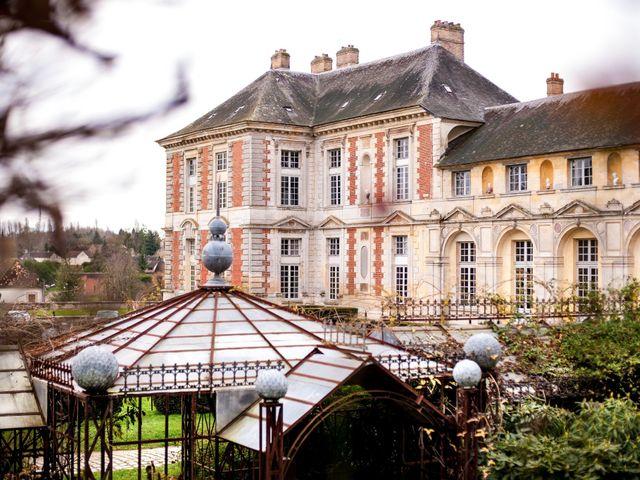 Le mariage de Marc-Emmanuel et Mélanie à Vallery, Yonne 1