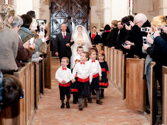 Le mariage de Marc-Emmanuel et Mélanie à Vallery, Yonne 29