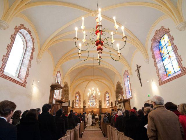 Le mariage de Marc-Emmanuel et Mélanie à Vallery, Yonne 30