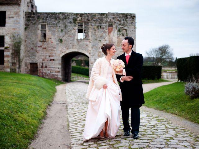 Le mariage de Marc-Emmanuel et Mélanie à Vallery, Yonne 39