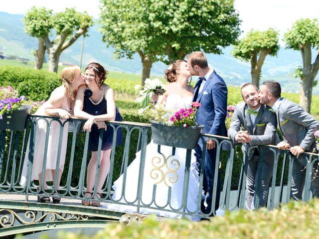 Le mariage de Florent et Ludivine à Romans, Ain 8