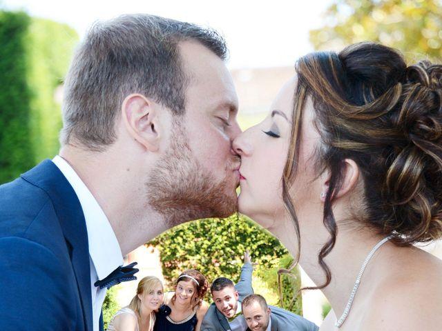 Le mariage de Florent et Ludivine à Romans, Ain 9