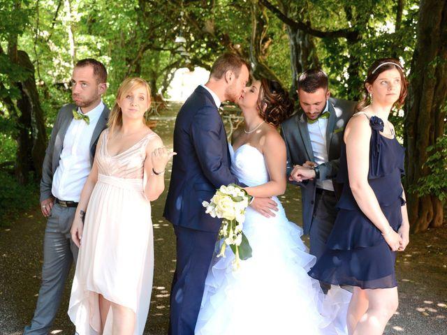 Le mariage de Florent et Ludivine à Romans, Ain 12