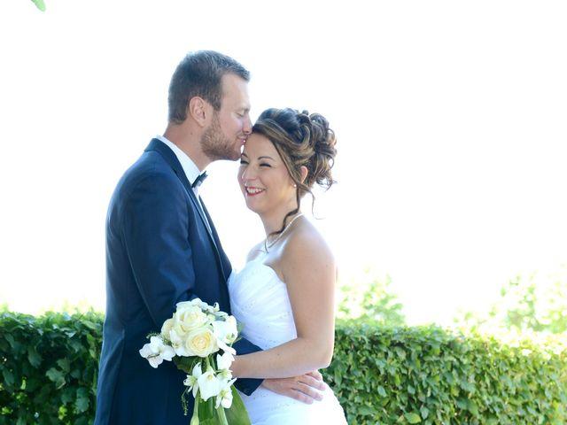 Le mariage de Florent et Ludivine à Romans, Ain 14