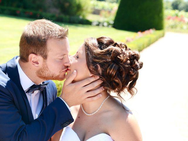 Le mariage de Florent et Ludivine à Romans, Ain 16
