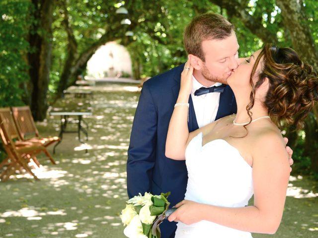 Le mariage de Florent et Ludivine à Romans, Ain 18