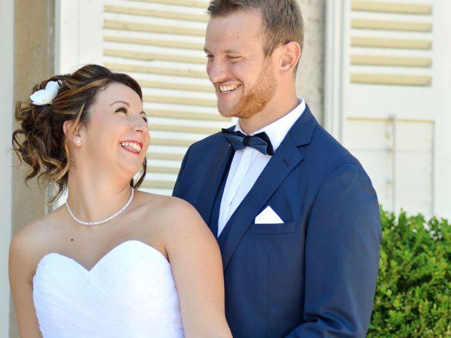 Le mariage de Florent et Ludivine à Romans, Ain 23