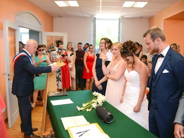 Le mariage de Florent et Ludivine à Romans, Ain 36