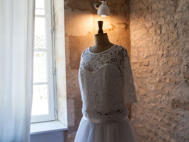 Le mariage de Anthony et Emilie à L'Houmeau, Charente Maritime 9