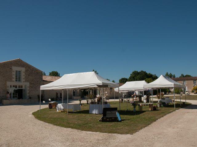 Le mariage de Anthony et Emilie à L'Houmeau, Charente Maritime 14