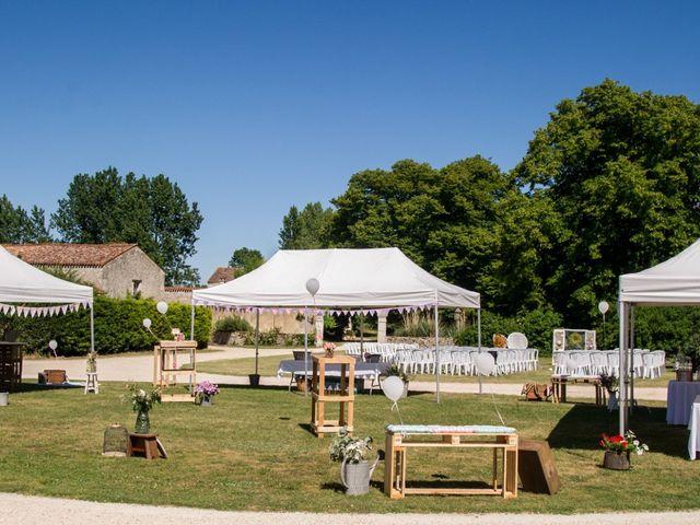 Le mariage de Anthony et Emilie à L'Houmeau, Charente Maritime 16
