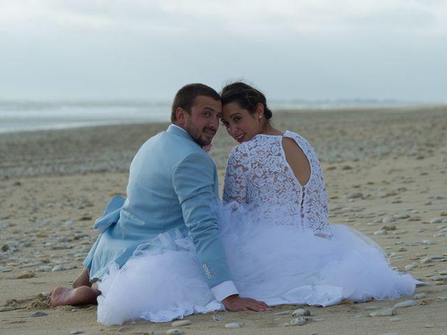 Le mariage de Anthony et Emilie à L'Houmeau, Charente Maritime 37
