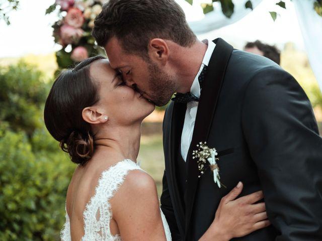Le mariage de Albertine et Mathieu