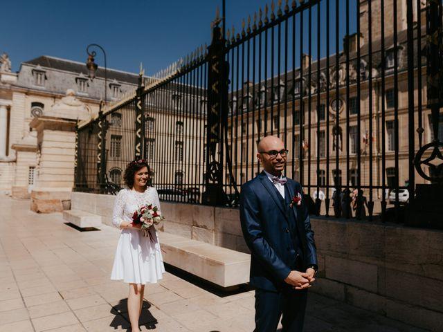 Le mariage de Clément et Gwenaëlle à Dijon, Côte d'Or 7