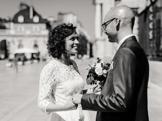 Le mariage de Clément et Gwenaëlle à Dijon, Côte d'Or 8