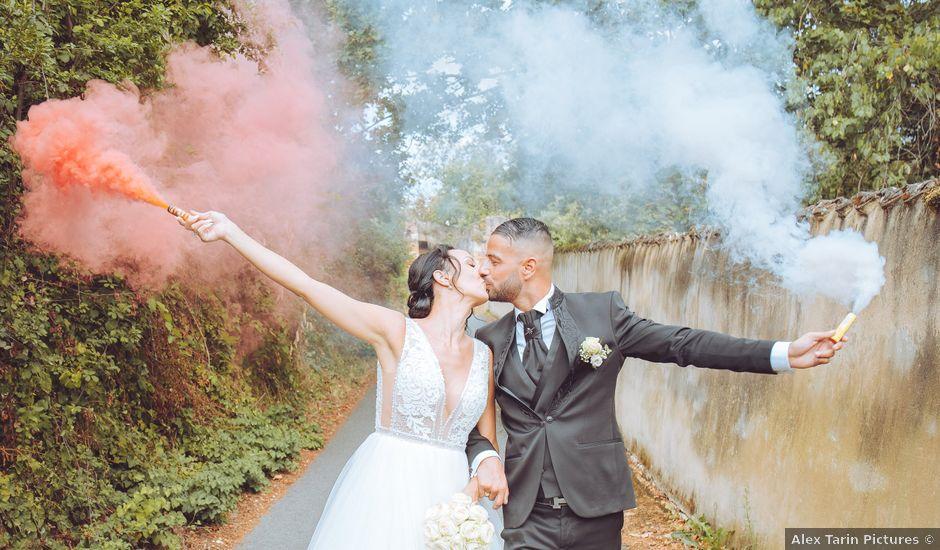 Le mariage de Julien et Ludivine à Genas, Rhône