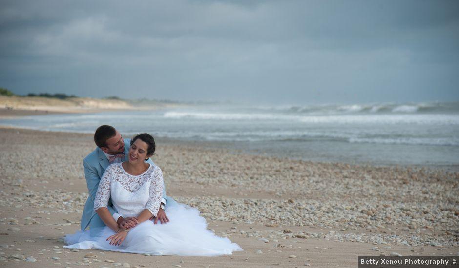 Le mariage de Anthony et Emilie à L'Houmeau, Charente Maritime