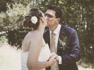 Le mariage de Estelle et Thomas