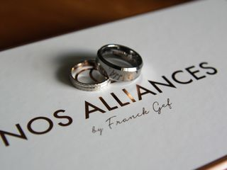 Le mariage de Maëna et Aymeric 1