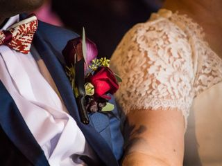Le mariage de Inès et Serge 1