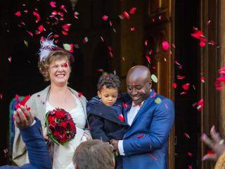Le mariage de Inès et Serge