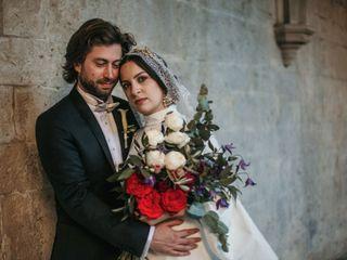 Le mariage de Marina et Phillipe