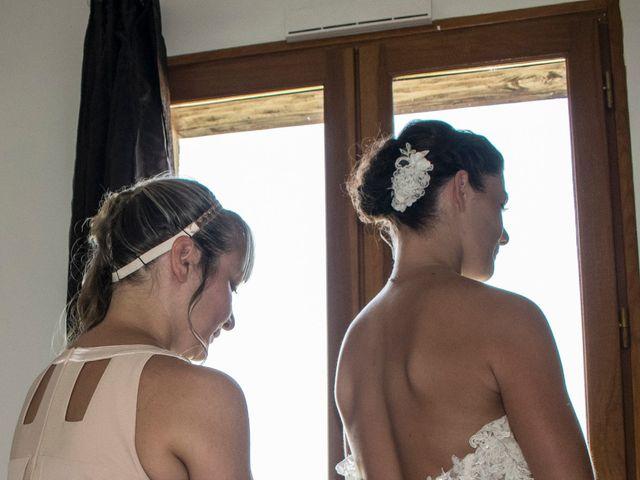Le mariage de Fabien et Alissa à Coux, Ardèche 3