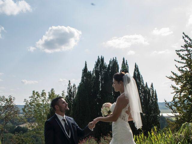 Le mariage de Fabien et Alissa à Coux, Ardèche 7