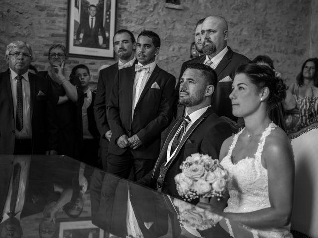 Le mariage de Fabien et Alissa à Coux, Ardèche 8