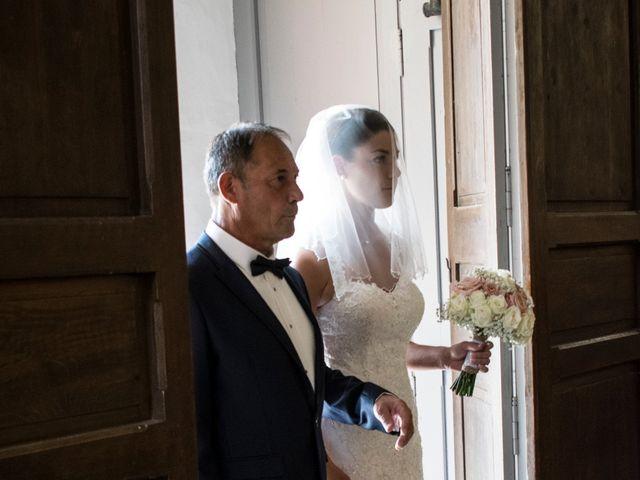 Le mariage de Fabien et Alissa à Coux, Ardèche 9