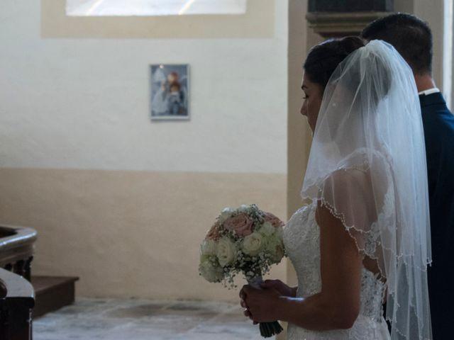 Le mariage de Fabien et Alissa à Coux, Ardèche 10