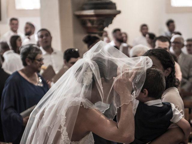 Le mariage de Fabien et Alissa à Coux, Ardèche 12