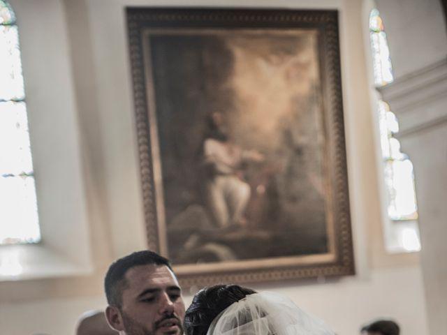 Le mariage de Fabien et Alissa à Coux, Ardèche 13