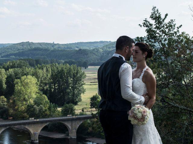 Le mariage de Fabien et Alissa à Coux, Ardèche 16