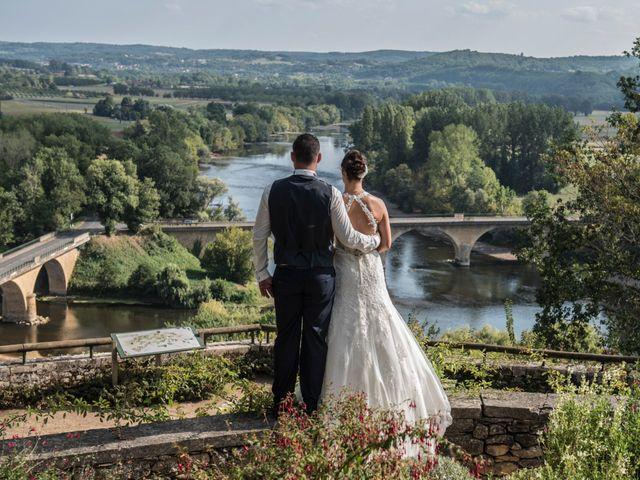 Le mariage de Fabien et Alissa à Coux, Ardèche 18